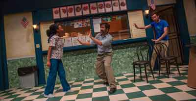 "Don't miss ""Salt Pepper Ketchup"" at Trenton's Passage Theatre"