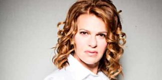 Sandra Bernhard 2018 photo by Jordan Graham