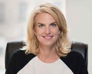 GLAAD President and CEO Sarah Kate Ellis