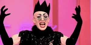 "Sasha Velour won on ""Ru Paul's Drag Race"" in 2017"