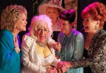 """Scene from """"A Very Sordid Wedding"""" written and directed by Del Shores"""