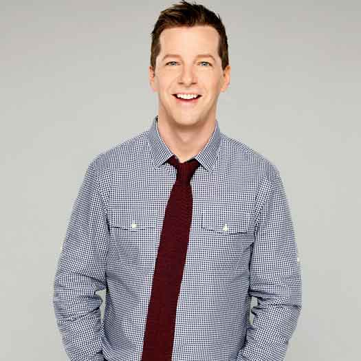 Sean Hayes as Jack on