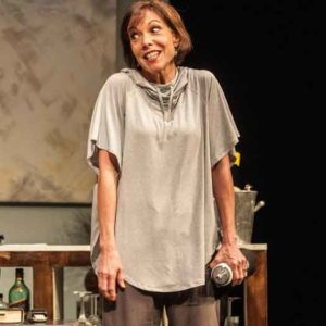 "Bickford Theatre's production of ""Clever Little Lies."""