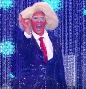 "Shuga Cain on ""RuPaul's Drag Race"""