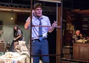 """Simpatico"" is at the McCarter Theatre in Princeton"