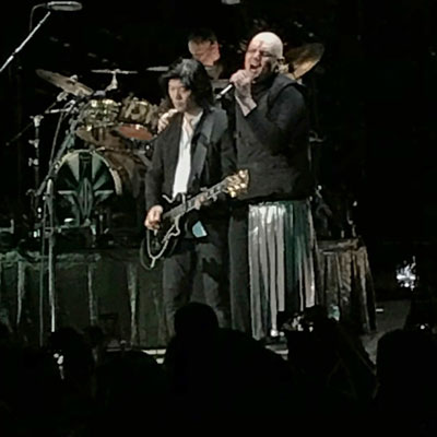 The Smashing Pumpkins in Holmdel, NJ at PNC Arts Center. Photos by Will Loschiavo