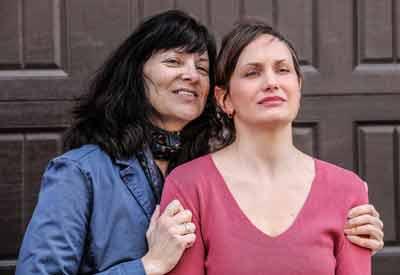 MB Scallen and Julianna Zinkel