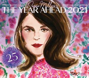 Susan Miller has a 2021 Calendar