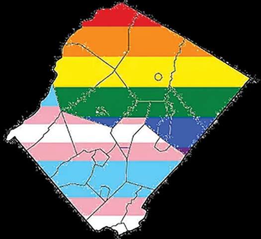 Sussex County Pride logo 2020