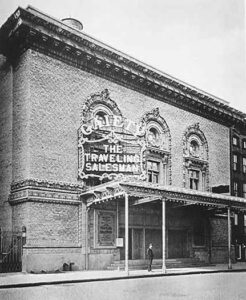 The Gaiety Theatre in New York City