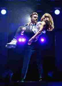 "Scene from ""The Bodyguard"" at Paper Mill  Playhouse"