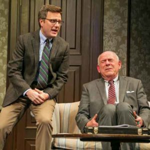 """The Outsider""at Paper Mill Playhouse photos by Jerry Dalia."