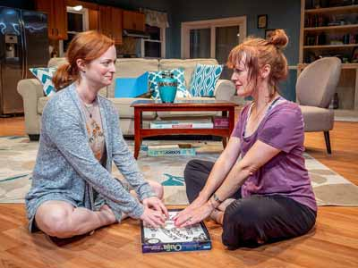 "Premier Stages ""The Wake"" with Kelley Rae O'Donnell and Kathy McCafferty"