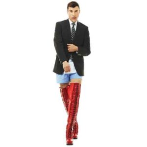 "Tyler Glenn in ""Kinky Boots"" on Broadway"