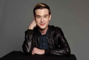 Tyler Henry in photo by Yu Tsai