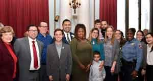 Union County, New Jersey announced the Office of LGBTQ Services on January 7, 2018