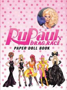 "RuPaul's ""Paper Doll Book"""