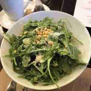 Vanillamore Cafe in Montclair has delicious salad selections