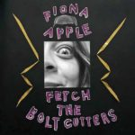 "Fiona Apple's CD cover of ""Fetch the Bolt Cutters,"""