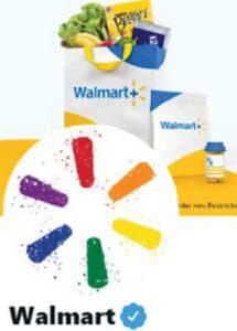 Walmart Twitter photo June 2021