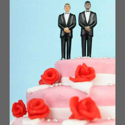 Wedding Cake male