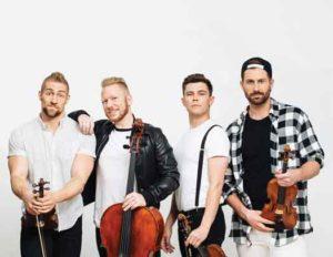 The quartet Well-Strung