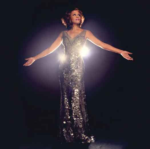 New Jersey's own Whitney Houston back in the day
