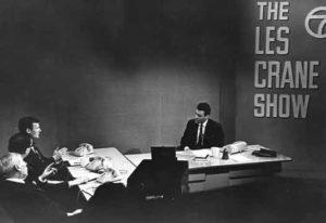 Randy Wicker on The Les Crane TV show.