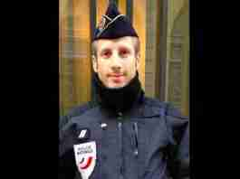 Xavier Jugele was the LGBT Police Officer killed in Paris attack