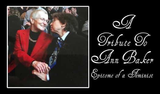 Ann Baker Tribute