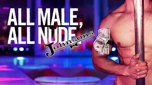 Male strippers bare chest