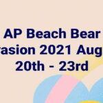 Asbury Park Beach Bear Invasion 2021