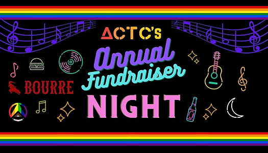 Atlantic City Theatre Corporation Annual Fundraiser Night event flyer