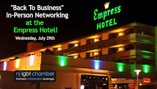 Back To Business In-Person Networking