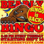 Bearly Bingo at Pint in Jersey City