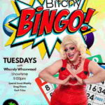 Bitchy Bingo at Paradise Nightclub in Asbury Park