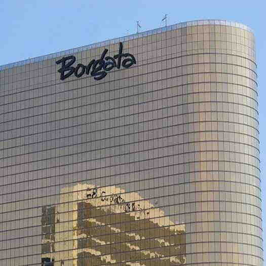 Borgata Casino & Spa outside building