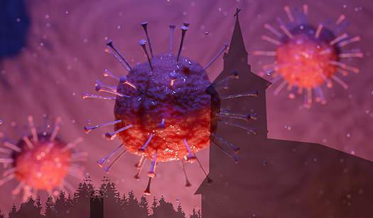 COVID-19 Coronavirus image