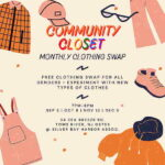 Community Closet: Monthly Clothing Swap at Silver Bay Harbor Association in Toms River