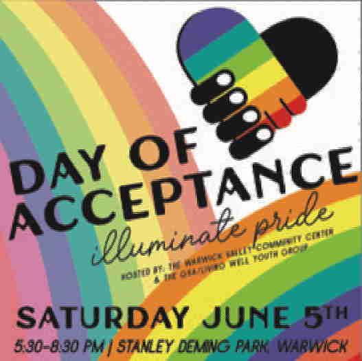 Day Of Acceptance: Illuminate Pride logo