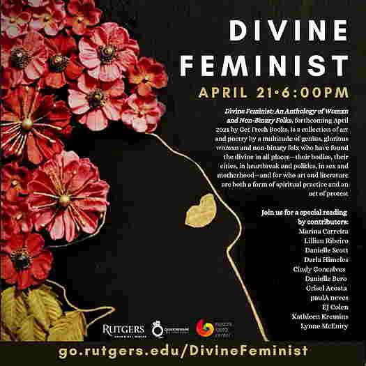 Divine Feminist flyer
