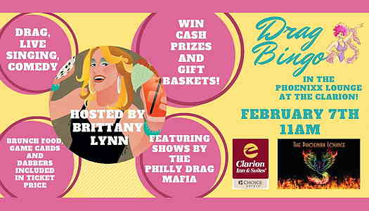 Drag Bingo with Brittany Lynn