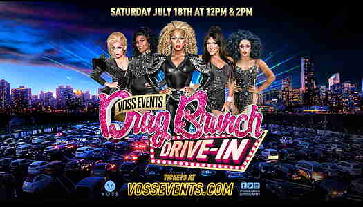 Drag Brunch Drive-In