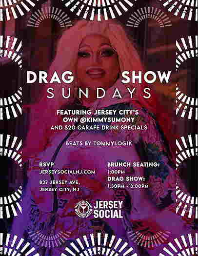Drag Brunch Sundays with Kimmy Sumony