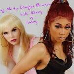 Drag Me to Dodges Brunch with Ebony n Ivory at New Dodges Market in Elmer
