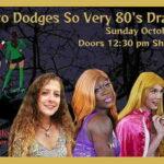 Drag Me To Dodges: So Very 80s Brunch at New Dodges Market in Elmer
