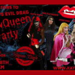 Drag Me Upstairs to Kaycee Rays Evil Drag HallowQueen at Kaycee Ray's Sports Bar & Pub in Vineland