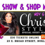 Drag Queen Bingo & Shop Night at Chrisie Styles Boutique in Burlington