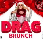 Drag Queen Brunch: Christmas Spectacular at Bourre in Atlantic City