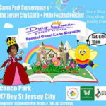 Drag Queen Story Hour At Canco Park Conservancy In Jersey City